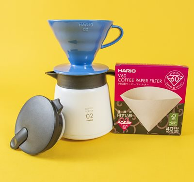 Win a Hario V60 Prize Pack!